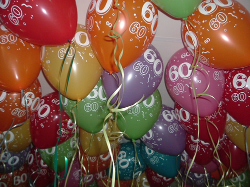 Party Balloons Wedding, Birthday & Corporate Balloons Essex