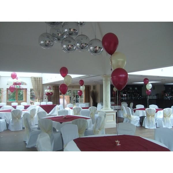 Balloon Power 187 Wedding Balloons